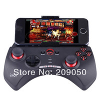 Wholesale Multi Media Wireless Bluetooth Game Controller Gamepad Joystick For iPhone Samsung HTC Smartphone Tablet PC Android IOS