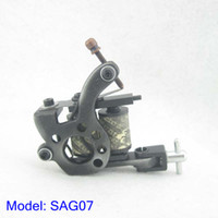aluminum casting materials - General Beginner Aluminum Alloy Tattoo Machine Gun S Series Supply SAG07