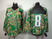 Wholesale Washington Capital Alex Ovechkin Camo Green Ice Hockey Jerseys for Cheap Men Sport Clothe Veterans Day Practice Hockey Wear Home Jersey