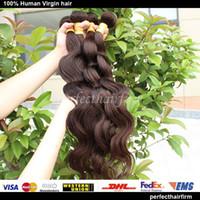 Peruvian Hair peruvian human hair bulk for braiding - Cheap Unprocessed Hair Bundles Peruvian Body Wave Bndles a Human kbl Hair Luvin Bulk Hair For Braiding Double Weft Hair Weaves Wavy