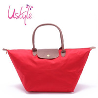 Wholesale Hot Sale French Designer Women s Nylon Bag Handbags Tote Bag Nylon Tote Shopping Bag D