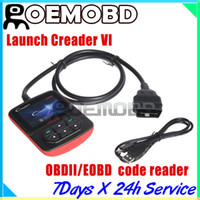Cheap Code Reader launch creader vi Best For BMW Launch car code reader