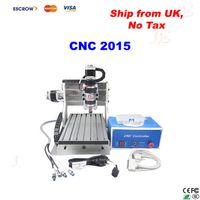 CNC 2015 mini desktop cnc router - Ship from UK NO TAX CNC2015 Mini cnc engraving Milling Drilling machine desktop cnc router CNC