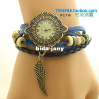 Wholesale Small fresh vine watch fashion table decoration table bracelet watch women s casual table