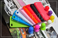 Wholesale 10pcs New Arrival Hot Selling DIY Cross Stitch Silicone Case For iPhone4S G With Retail Box