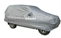 Wholesale High Quality SUV Car Covers Dustproof Resist snow M XXL size suit all SUV car Universal car cover