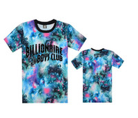 Men Cotton Round Wholesale - Free Shipping DIY Hiphop Brand Billionaire Boys Club Cheap Camo BBC Men's Shirt Short Sleeve Cotton T-shirt Casual Shirt For Men