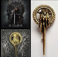 Wholesale Song of Ice and Fire Game Of Throne Brooches B10