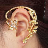 Wholesale New Punk Style Women Ear Cuff LE376