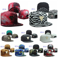 diamond supply co - Newest Hotest Leopard Hater Hats Snapback Hats Caps Men Snapbacks Adjustable Diamond supply co Snap back cap Men Top Quality