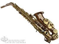 Wholesale China high quality Falling E alto Soprano Saxophone modle HY S