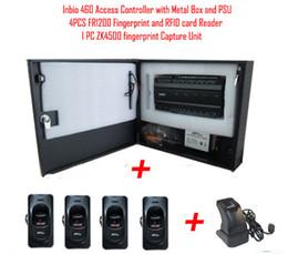 Wholesale INBIO Fingerprint Access Control Panel Card Access Control Panel Fingerprint Access Control System