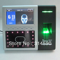 Wholesale Facial amp Fingerprint identification Time Attendance Time Recorder Time Clock and Access Control iFace302