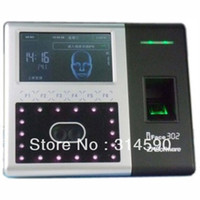 Wholesale Support Portuguese language Employee Time attendance Time Recorder Clock System iface302