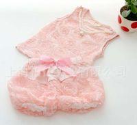 2014 Summer Children Floral Solid Vest Outfits Girls Round C...