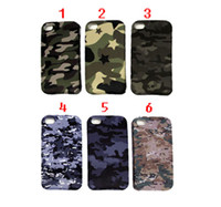 Wholesale New fashion Camouflage mobile phone shell for The G G S7562 C silicone Fabric phone
