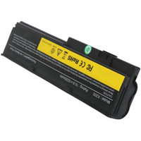 Wholesale Laptop Battery for IBM Lenovo ThinkPad X200 X200S cells V mAh Black