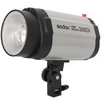 Wholesale GODOX Pro Photography Studio Strobe Photo Flash Speed Light Lamp Head DI W WS Light Holder