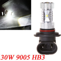 Wholesale 30W HB3 CREE XBD R3 LED Car Lights Fog Light Lamp Bulb Super Bright K1094