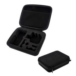 Wholesale Shockproof EVA Protective Camera Case Bag for Gopro HD Hero Accessories M Black ST D1003M
