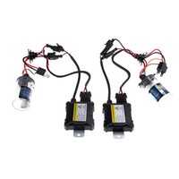 HID Conversion Kit xenon light bulb - H4 H4 L W K HID V Xenon HID Conversion Kit Set Replacement Bi xenon Slim Ballast Headlamps Foglight Bulbs Lights K1178