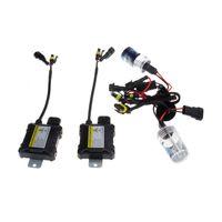 Wholesale 9005 W K V Car Xenon HID Conversion Kit Set Replacement Single Beam Slim Ballast Headlamps Foglight Bulbs Lights K1171