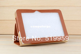 Wholesale the latest fashion inch quot Original Leather Case for Ainol novo Fire flame Tablet PC