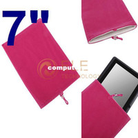 Sleeve/Pouch apple ipad sock - 7 quot Fashion Sleeve case bag Soft Socks Cover for Tablet PC