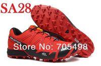 Wholesale SA28 New Arrival Men s Salomon Speedcross Running Shoes Men Walking Ourdoor Sport Athletic Shoes