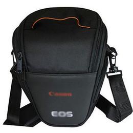 Waterproof Camera SLR Camera Case Triangle Shoulder Bag Case for Canon 550D 500D 40D 600D 650D 1100D