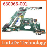 Wholesale Warranty INTEL MAINBOARD for HP Mini series with N455 Laptop motherboard