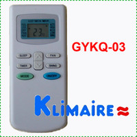 Wholesale Klimaire Remote Control For Klimaire Split amp Portable Air Conditioner GYKQ Compatible with TCL Air Conditioner Remote Control