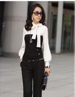 4 colori 2014 Bowtie Cashmere Colore-Block T-Shirt Primavera Donna Koean lanterna manica lunga felpata, Turtle-Collo TOPT # 1157