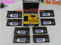 Wholesale 2014 new style fireworks waterproof equipment electronic ignition system Cues AM04RRemote Control