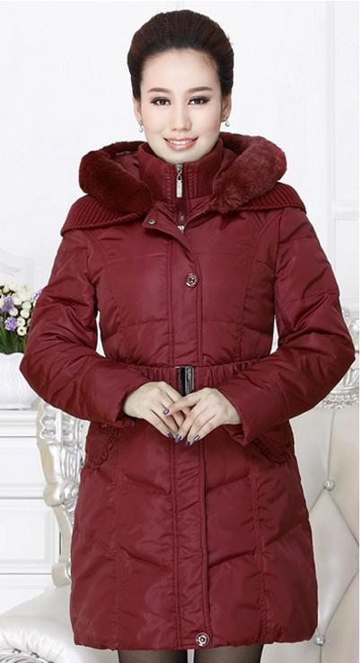 Down Winter Jackets For Women