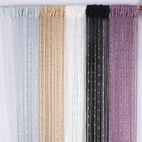 Wholesale 5 Set Colors Decoration Strip Bead Curtain For Door Window On Sale