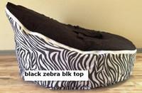 Wholesale zabablack baby seat retail baby bed baby seat bean bag baby bean bag