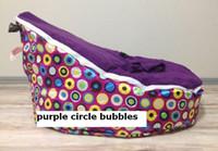 bean bag purple - purple circle baby seat retail baby bed baby seat bean bag baby bean bag