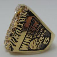 2013 Florida State Seminoles Campeonato Nacional de anillo de tamaño 10 11 12 en stock el Mejor Regalo para los Fans de la Colección de Alta Calidad