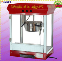 Wholesale coin operated popcorn machine hot selling oz popcorn machine by express