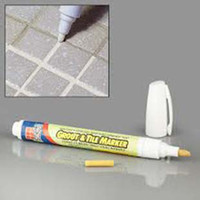 Wholesale EMS Grout Aide Grout Tile Marker Wall Brush Pen Ground Glue Fill Brush Pen Tile Pen K07839
