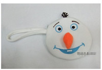 New Arrival 2014 Children Cartoon Wallet Frozen Olaf Handbag...