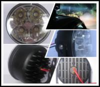 Wholesale 1Pcs High Intensity W W CREE LED Working Light Flood Beam Degree Waterproof IP65 LED WORK LIGHT