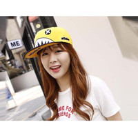 Ball Cap Multi Woman Wholesale 2014 New Korean Version Cross Eye Hip-hop Men Hats Hip-hop Snapback Cap Baseball Caps Unisex Graffiti Hat