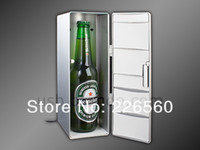 Wholesale Pieces USB Fridge USB Refrigerator USB Cooler and Warmer for Cans Used