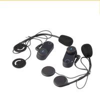 Wholesale Factory Price m motorcycle BT bluetooth multi interphone headset helmet intercom