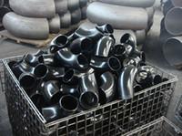 Wholesale carbon steel deg a234 wpb sch40 elbow