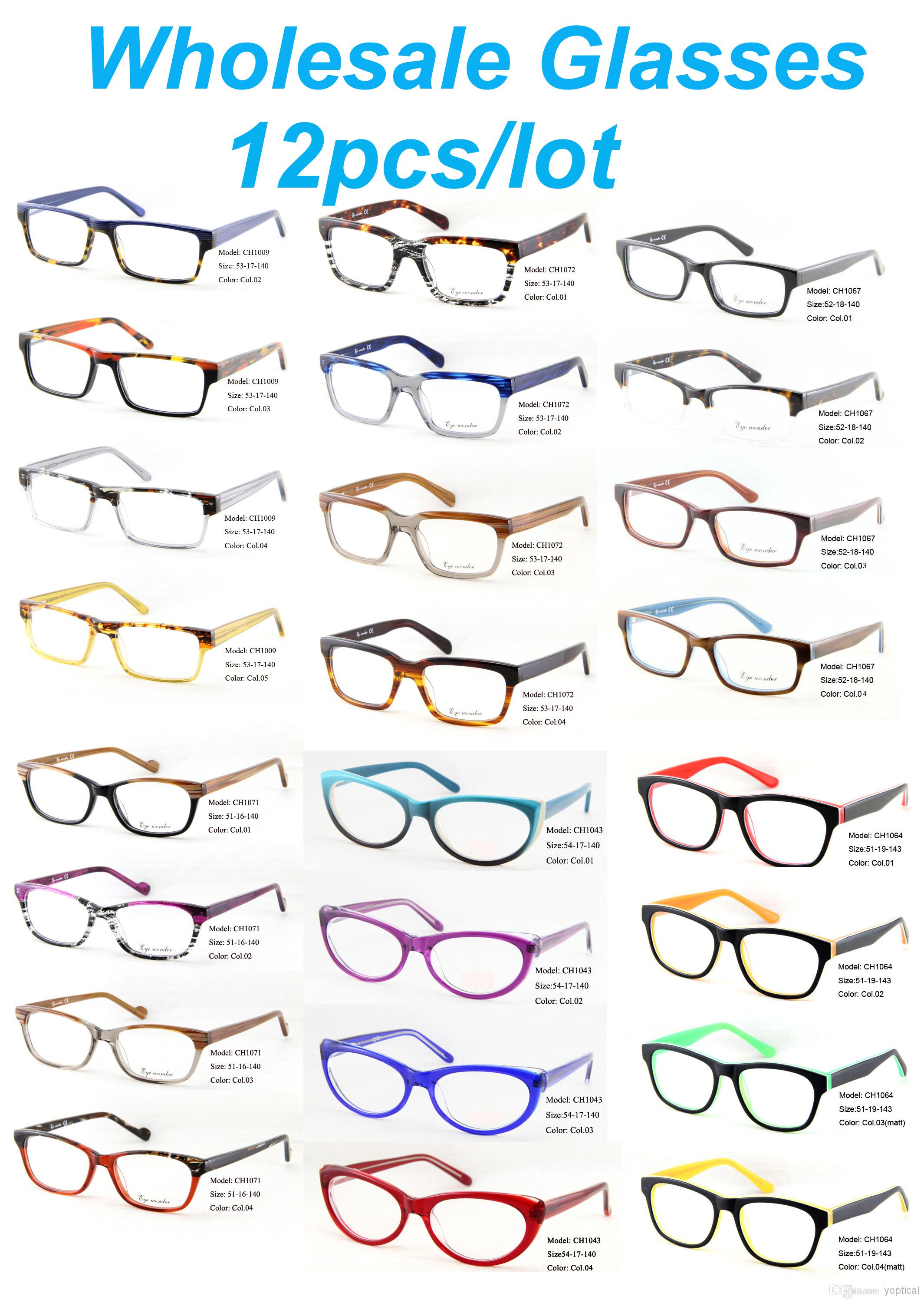 Eye Wonder Wholesale Men S And Women S Acetate Optical