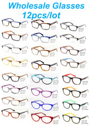 Wholesale Eye Wonder Men s and Women s acetate optical eyewear Glasses Frames Gafas Luenette Bril Oculos Designer vintage spectacle frames