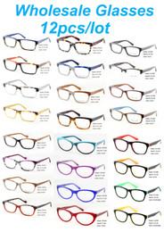 Wholesale Eye Wonder Men s and Women s acetate optical eyewear Glasses Frames Gafas Luenette Bril Oculos Designer vintage spectacle frames